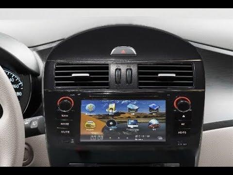 Штатная магнитола Nissan Tiida (2011-2014) Windows CE CHT32145
