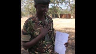 getlinkyoutube.com-Lewa's Edward Ndiritu wins the inaugural Tusk Wildlife Ranger Award