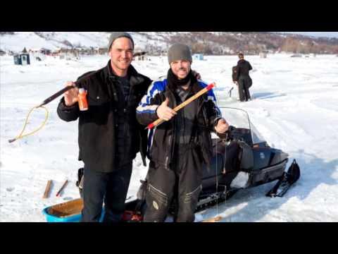 Incursion au sein du village de pêcheurs sur glace de Boischatel