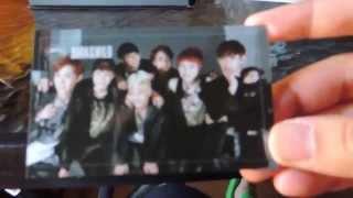 getlinkyoutube.com-[Kpoptown Unboxing] BTS - Dark & Wild
