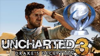 Lucky Platina: Uncharted 3 - Drake's Deception!
