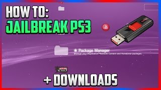"getlinkyoutube.com-How To: Jailbreak PS3 - ""Jailbreak Your PS3"" + DOWNLOADS (EASY)"