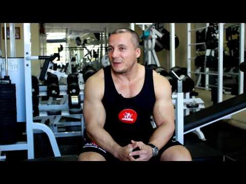 Exercícios Aeróbicos - Fisiculturista - José Carlos Santos - Atleta Midway