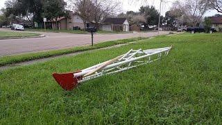 getlinkyoutube.com-PVC Kayak Frame