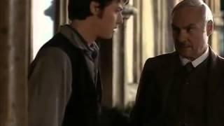 getlinkyoutube.com-Sherlock holmes en El perro de los Baskerville 2000 Español Castellano Pelicula