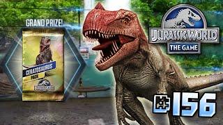getlinkyoutube.com-Full Ceratosaurus Event! || Jurassic World - The Game - Ep 156 HD