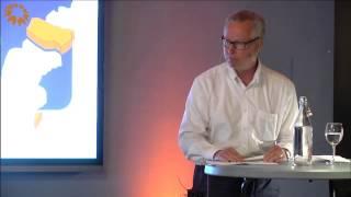 Varumärkesseminarium Västerbotten i Almedalen 2015 - Mikael Wiberg