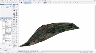 getlinkyoutube.com-Integrating Google Earth Locations into ArchiCAD 17 and Creating real Contour Lines
