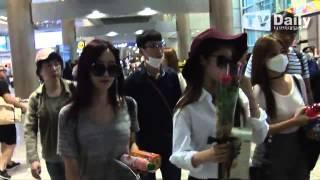 getlinkyoutube.com-[TV Daily] 150622 T-ARA @ Incheon Airport back from Nanjing