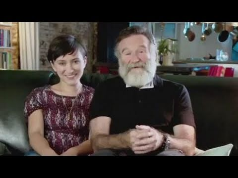 Why Robin Williams has called his daughter Zelda ?
