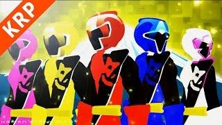 getlinkyoutube.com-PIVOT Shuriken Sentai Ninninger Animation【手裏剣戦隊ニンニンジャー】