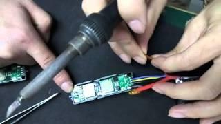 getlinkyoutube.com-SDNA200 Replace new battery