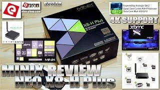 getlinkyoutube.com-MINIX NEO X8-H Plus [REVIEW] UHD/4K, Android 4.4.2 Smart TV Box, 2GB/16GB, Mali-450