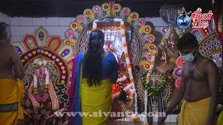 ஏழாலை - வசந்தபுரம் - களபாவோடை வசந்தநாகபூசணி அம்பாள் திருக்கோவில் கொடியேற்றம் 19.01.2021