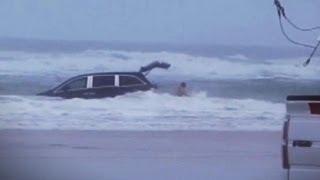 Kids Screamed as Mom Drove Van into Ocean, Rescuers Say   Nightline   ABC News width=