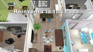 Casa Designer 3D l'app per iPad
