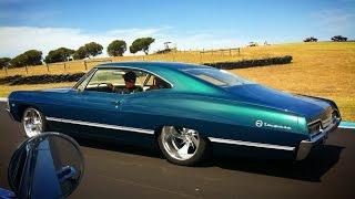 INSIDE GARAGE: Ryan's '67 Chevy Impala