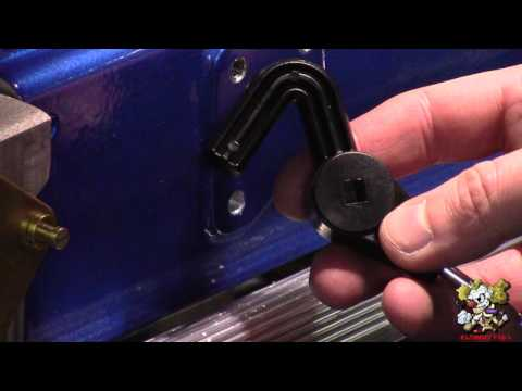 How To Repair Stripped ALUMINUM THREADS- EASY