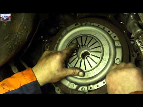Как Игорёха менял сцепление Mercedes W124 Clutch Replacement