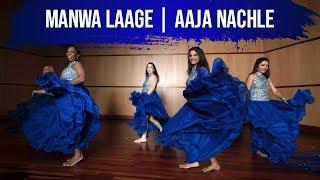 getlinkyoutube.com-Manwa Laage & Aaja Nachle