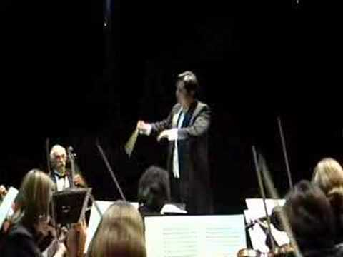 Overture to Marriage of Figaro - Mozart