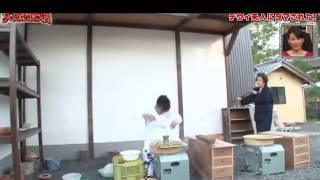 getlinkyoutube.com-Japanese top hot prank videos  Balloon Prank Is Suddenly And Brutal Funny Pranks HOOD 2014