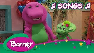 Barney   Let's Go On Vacation   Best Song Compilation   Part 1