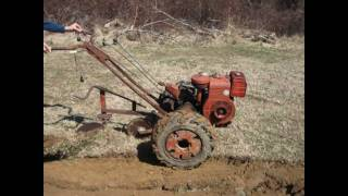 Download video merry garden auto cultivator antique