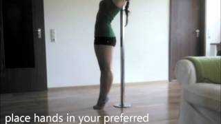 getlinkyoutube.com-Strength Exercises for Pole Dancers