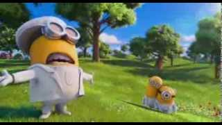 getlinkyoutube.com-Minions song - i Swear - Despicable Me 2