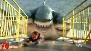 getlinkyoutube.com-O Tubarão Com 3 Cabeças - Vítimas