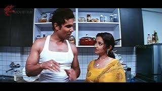 getlinkyoutube.com-Randeep Scene With Aunty || Ayanaki Aaiduguru Movie || Sadha, Riya Sen