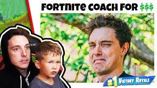 i became a fortnite coach width=