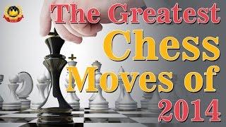 getlinkyoutube.com-The Greatest Chess Moves of 2014