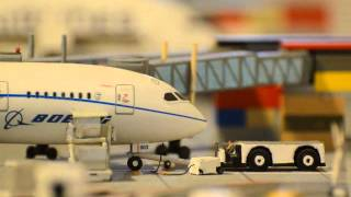 getlinkyoutube.com-My Model Airport 1/144  *NEW*