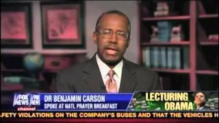 getlinkyoutube.com-Seventh-day Adventist Neurosurgeon Stuns Barack Obama!!! Dr. Benjamin Carson, M.D.