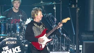 getlinkyoutube.com-The Police - Every Breath You Take 2008 Live Video HD