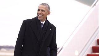 "getlinkyoutube.com-West Wing Week 01/19/17 or, ""Obama, Farewell"""