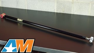 Mustang SR Performance Triple Adjustable Panhard Bar (05-14 All) Review