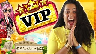 getlinkyoutube.com-I GOT VIP!! (MSP Academy #2)