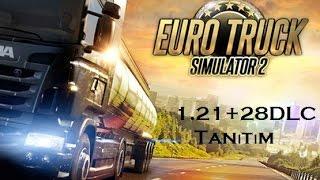 getlinkyoutube.com-Euro Truck Simulator 2 - 1.21.1s + 28 DLC Tanıtım!!!