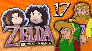 getlinkyoutube.com-Zelda The Wand of Gamelon: Extra Epic Suck Sandwich - PART 17 - Game Grumps