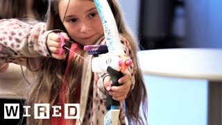 21.08 Nerf Girls - Wired App Wired