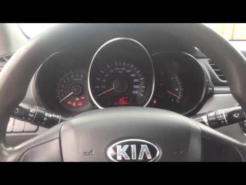 Где фильтр двигателя в KIA Optima