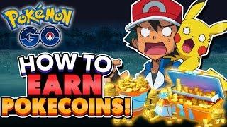 getlinkyoutube.com-Pokémon GO - How to Earn PokeCoins! (Tips & Tricks #2)