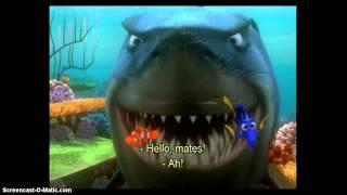 getlinkyoutube.com-Finding Nemo - Character Interviews