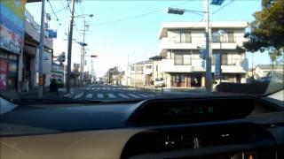 getlinkyoutube.com-トヨタ AQUA試乗!!
