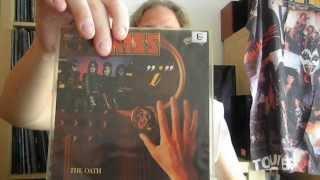 "getlinkyoutube.com-KISS (the band) COLLECTION PART 1 7"" Singles (English video)"