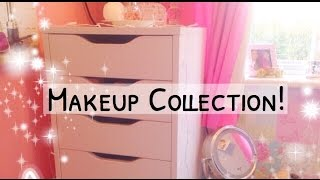 Makeup Collection & Storage | Floral Beauty