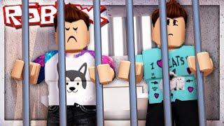 getlinkyoutube.com-DENIS & ALEX ARE STUCK IN ROBLOX PRISON!